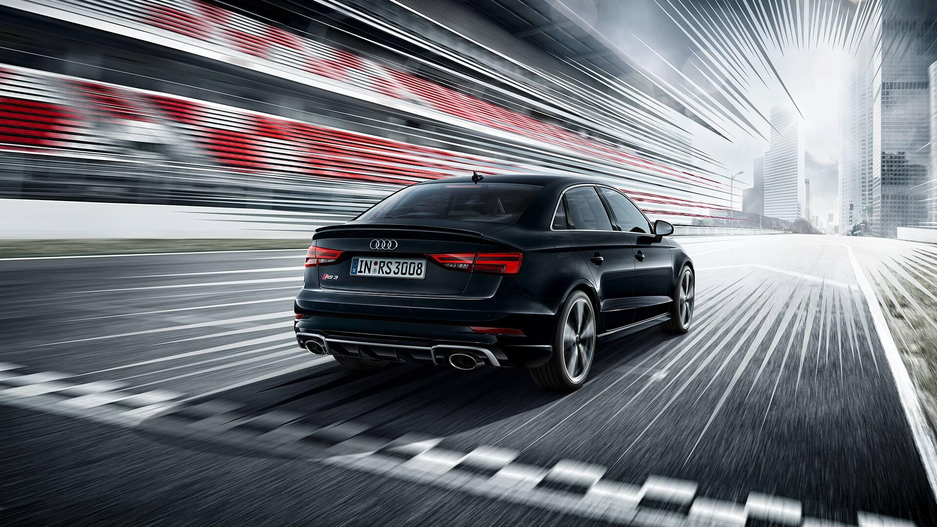 Audi RS 3 Limousine priser og modeller | Klik her >